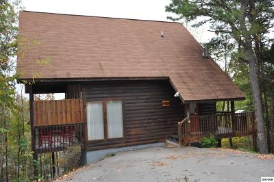 Sevierville Single Family Home For Sale: 2851 Eagle Crest Way