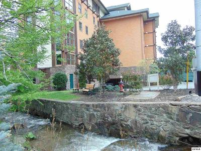 Gatlinburg Condo/Townhouse For Sale: 215 Woliss Ln Unit 111