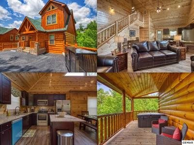 Sevierville Single Family Home For Sale: Lot 125 Bear Haven Way