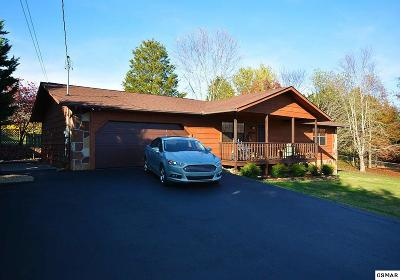 Sevierville TN Single Family Home For Sale: $198,000