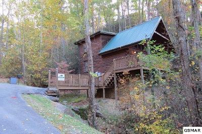 Gatlinburg TN Single Family Home For Sale: $210,000