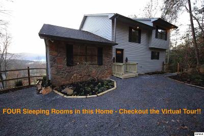 Sevierville Single Family Home For Sale: 3016 Hatcher Mountain Road