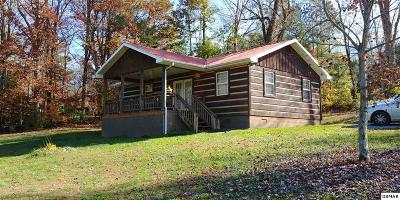 Cosby Single Family Home For Sale: 4426 Flat Rd