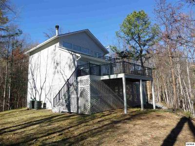 Gatlinburg Single Family Home For Sale: 822 Crooked Ridge Rd