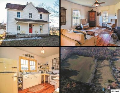 Maryville Single Family Home For Sale: 179 Keeble Road