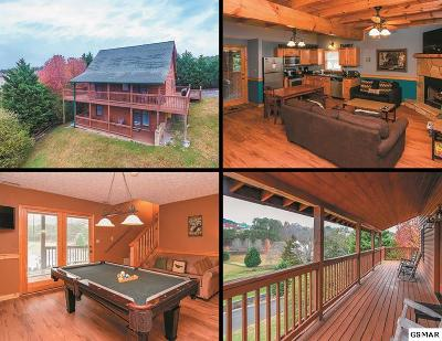 Pigeon Forge Single Family Home For Sale: 2809 Seth Road