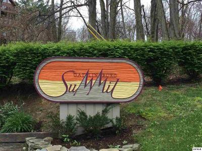Gatlinburg Condo/Townhouse For Sale: 1260 Ski View Dr Unit 1304