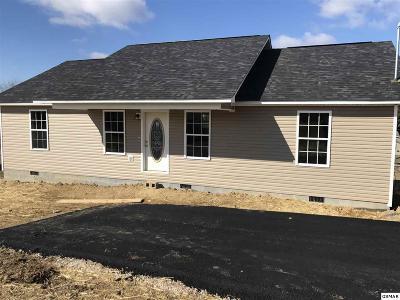 Kodak Single Family Home For Sale: Lot 7 Bent Road