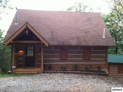 Pigeon Forge Single Family Home For Sale: 2505 Piney Dr