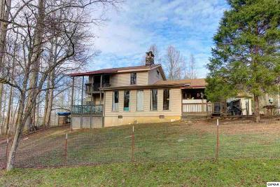 Cosby Single Family Home For Sale: 5432 Otto Williams Road