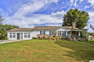 Knoxville Single Family Home For Sale: 8008 Bell Road