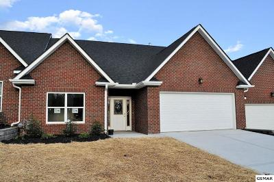 Sevier County Condo/Townhouse For Sale: 1014 Woullard Way