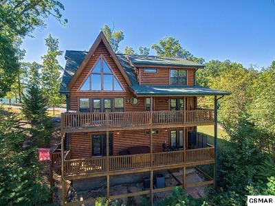 Sevier County Single Family Home For Sale: 2705 Red Sky