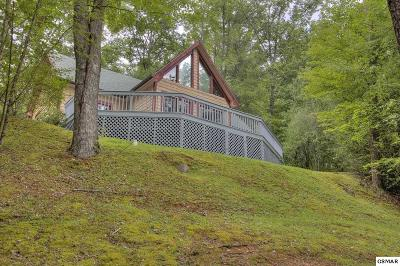 Sevierville Single Family Home For Sale: 1961 Kindred Way