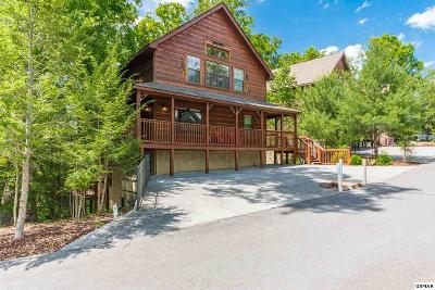 Pigeon Forge Single Family Home For Sale: 3524 Brook Stone Way