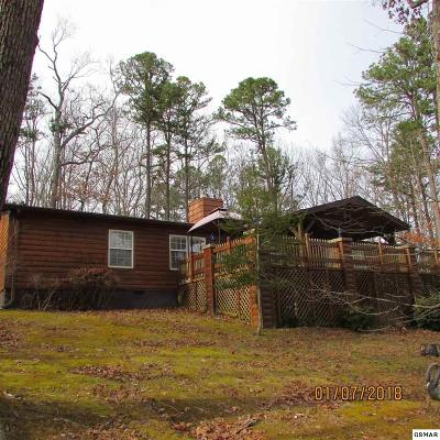 Single Family Home For Sale: 6023 Big Bass Ln