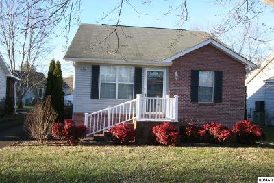 Pigeon Forge Single Family Home For Sale: 630 S Asbury Dr