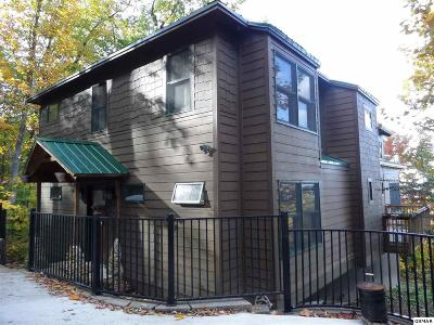 Gatlinburg Single Family Home For Sale: 2004 St Moritz Drive