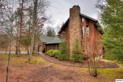 Sevier County Single Family Home For Sale: 3665 Boxwood Lane