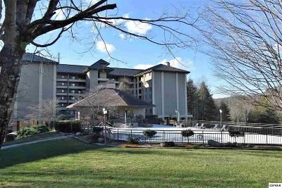 Gatlinburg Condo/Townhouse For Sale: 1704 Hidden Hills Road