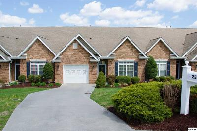 Sevier County Condo/Townhouse For Sale: 220 River Garden Court