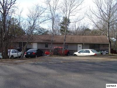 Sevier County Multi Family Home For Sale: 1036 Tramel Rd.