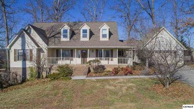 Dandridge Single Family Home For Sale: 1140 Country Club Road