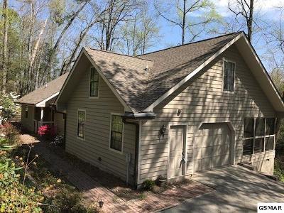 Gatlinburg Single Family Home For Sale: 287 Stott Ln.