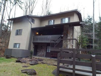 Gatlinburg Condo/Townhouse For Sale: 1235 Ski Mountain Road Unit 627