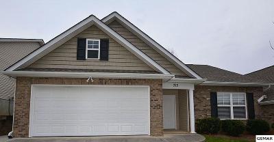 Seymour Condo/Townhouse For Sale: 315 Franklin Meadows
