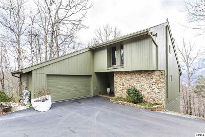 Gatlinburg TN Single Family Home For Sale: $575,000