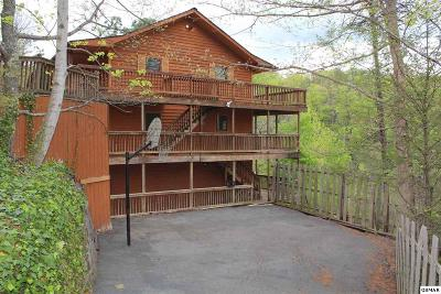 Gatlinburg Single Family Home For Sale: 630 Coronation St.