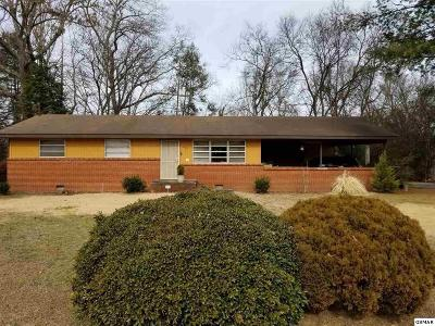 Sevierville Single Family Home For Sale: 1429 Cherokee Circle