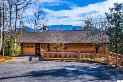Gatlinburg Single Family Home For Sale: 750 Fox Trail Road
