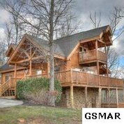 Sevierville Single Family Home For Sale: 2009 Delta Dawn