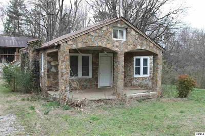Sevier County Single Family Home For Sale: 1416 Boyds Creek Hwy