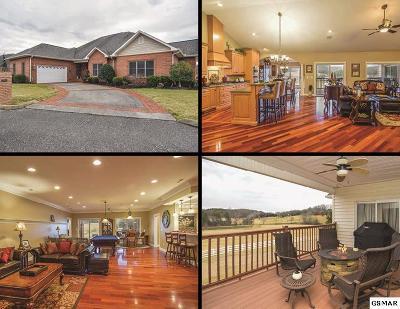 Sevierville Condo/Townhouse For Sale: 1811 Jordans Creek Way