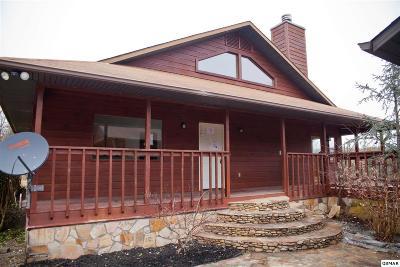 Sevier County Single Family Home For Sale: 1463 Red Cedar Lane