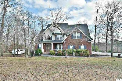 Sevier County Single Family Home For Sale: 1537 Ellis Woods Loop