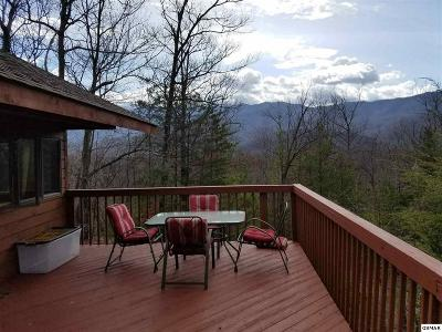 Gatlinburg Single Family Home For Sale: 903 Old Field Rdige Way