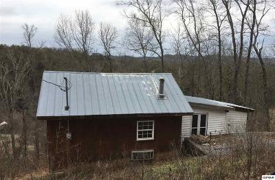 Sevierville Single Family Home For Sale: Boundry