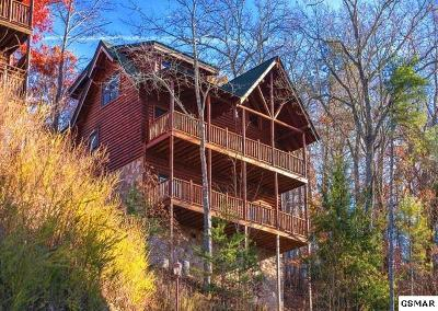 Sevierville TN Single Family Home For Sale: $459,900