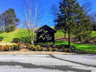 Pigeon Forge TN Residential Lots & Land Pending-Cont. To Show: $44,552