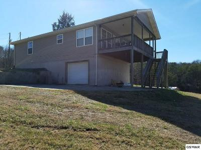 Sevierville Single Family Home For Sale: Lot #2 Hidden Cove Way