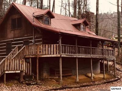 Gatlinburg Single Family Home For Sale: 1316 N. Baden Circle