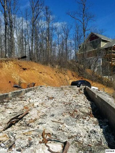 Gatlinburg TN Residential Lots & Land Pending-Cont. To Show: $49,900