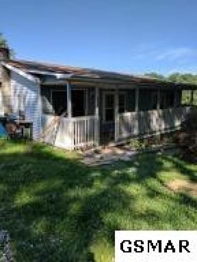 Knoxville Single Family Home For Sale: 3314 Weaver Cemetery