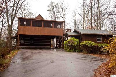 Sevierville Single Family Home For Sale: 4001 Fox Hunters Lane