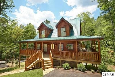 Gatlinburg Single Family Home For Sale: 2150 Loafers Glory Way
