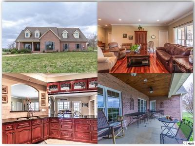 Single Family Home For Sale: 5536 Evergreen Farms Lane